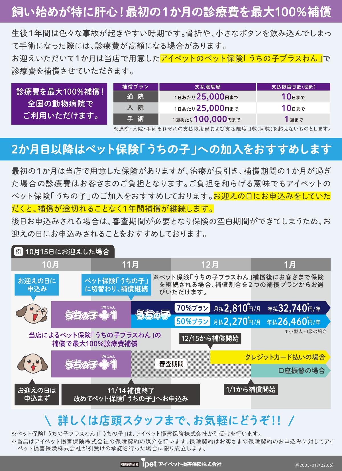 募2005-017(22.06) うちの子プラスわん_ワンダー・わん